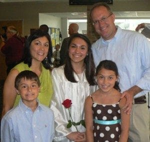Chiropractor Durham NC Thomas Prebeck family